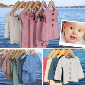 Babytøj - købeopskrifter