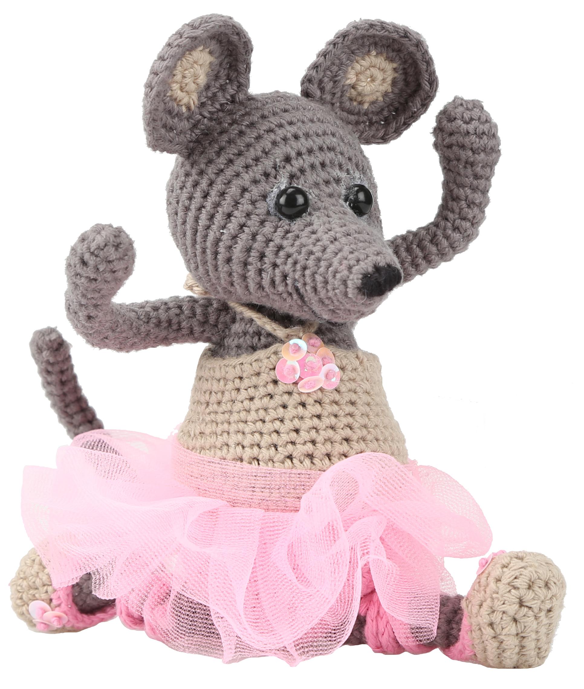 Adorable Amigurumi Mice   2280x1932