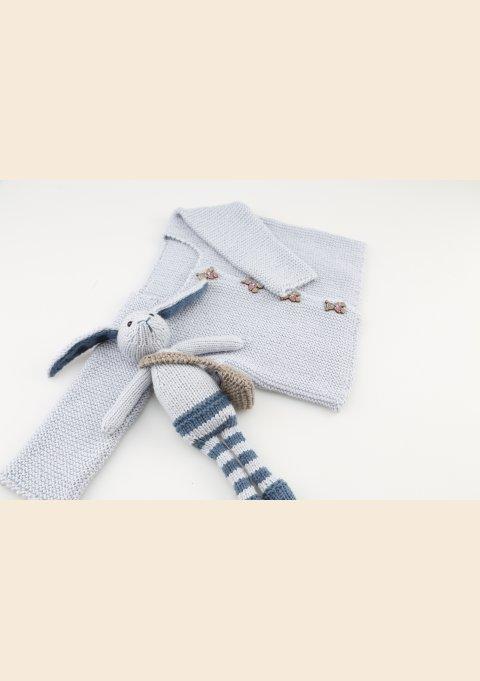 Bunny, cardigan & hue (Soft)