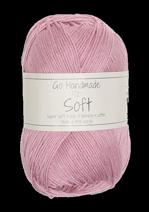 Soft - Gammelrosa