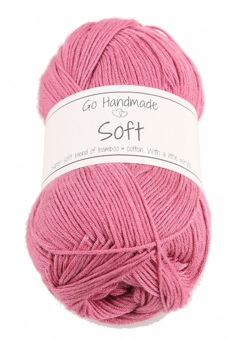 Soft, Soft pink