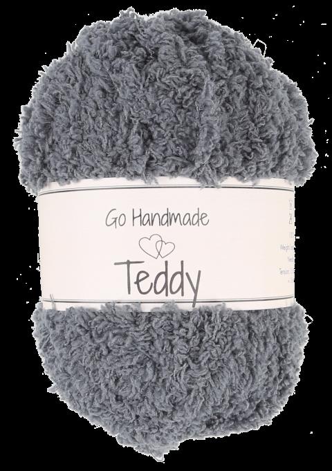 Teddy - Grå