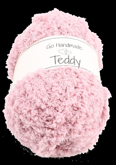 Teddy - Gammelrosa