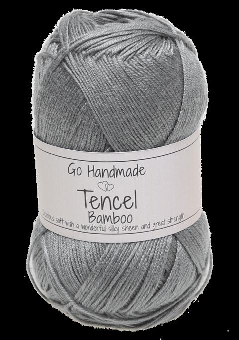 Tencel/Bamboo - Grå