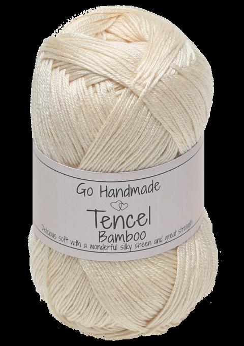 Tencel/Bamboo - Offwhite