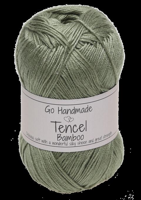 Tencel/Bamboo - Grøn