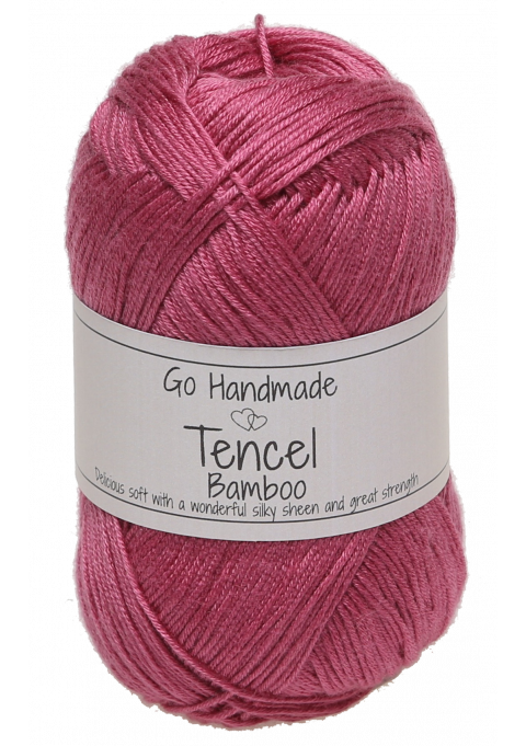 Tencel/Bamboo - Pink