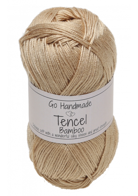 Tencel/Bamboo - Valnød