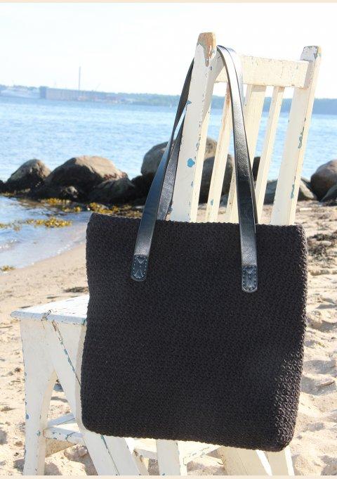 Star Stitch Big Nl Crocheted Handbags Trays Baskets Go