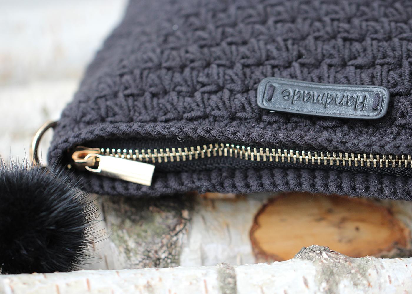 Star Stitch Small Nl Crocheted Handbags Trays Baskets Go