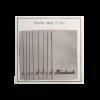 Vævede labels, enkeltsidet- beige - 60 mm x 32 mm - stk/10 -