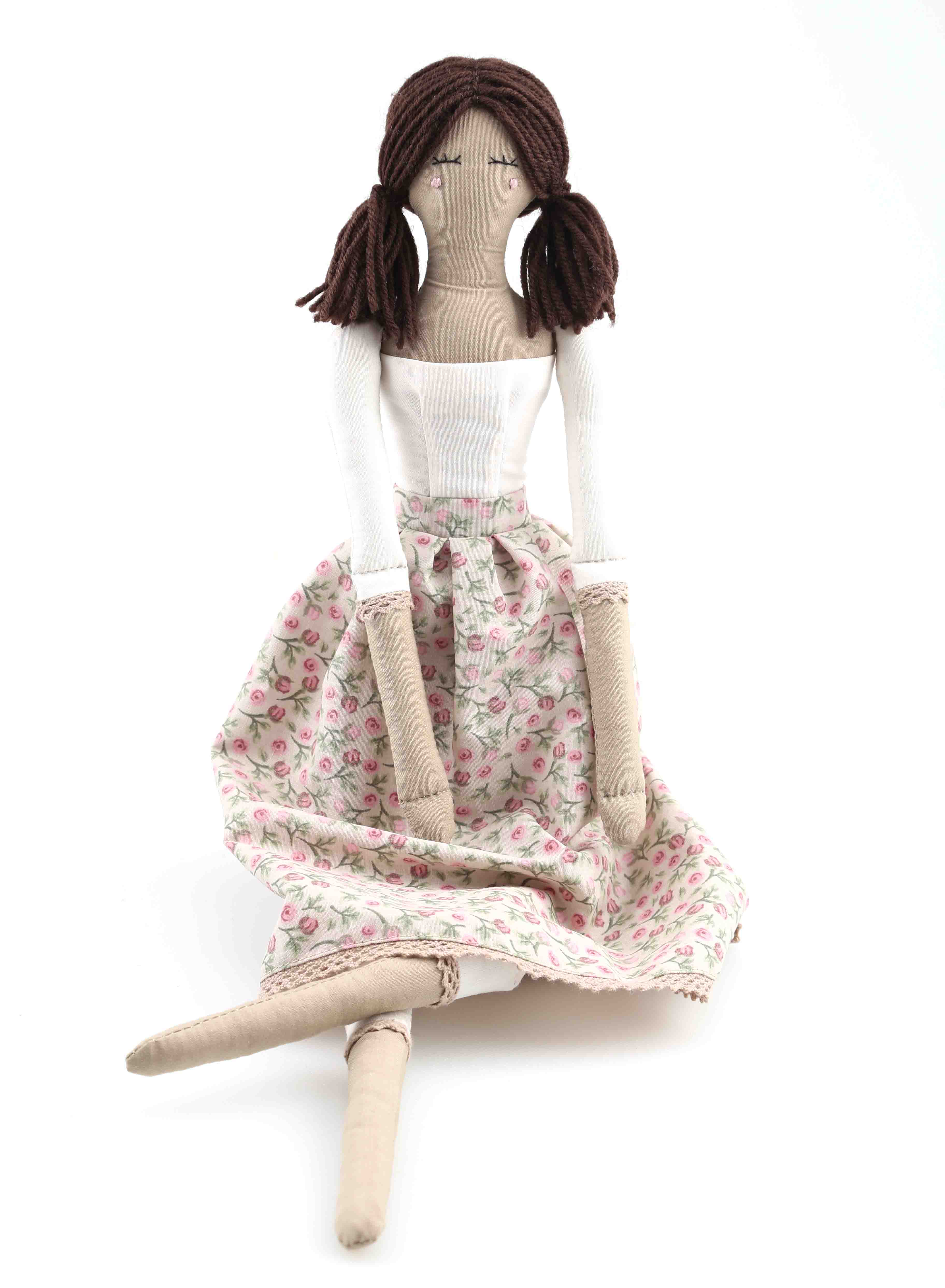 Rosaly 45 Cm Sewing Kit