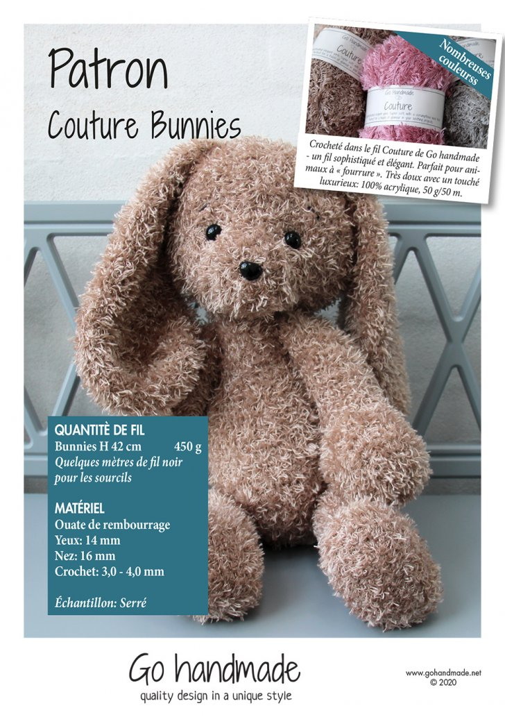Couture Bunnies - FR