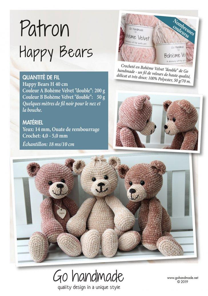 Happy Bears - FR