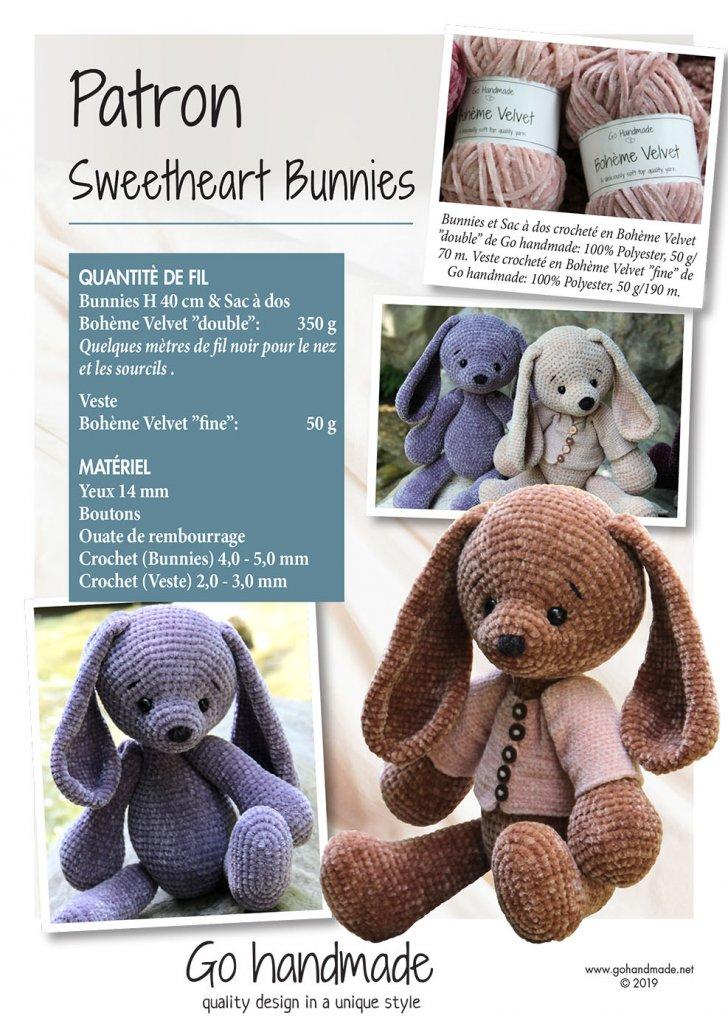 Sweetheart Bunnies - FR