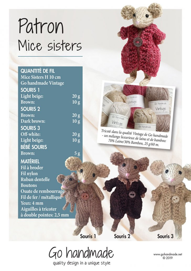 Mice Sisters - FR