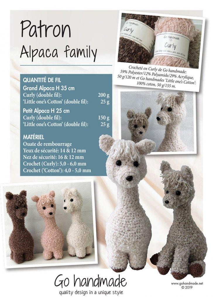 Alpaca family - FR