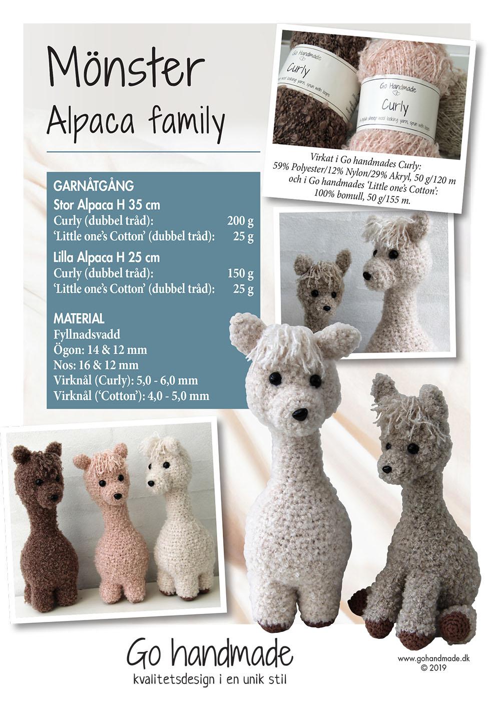 Awesome Alpaca Crochet Pattern [ FREE Amigurumi Pattern+Tutorials]   1400x987