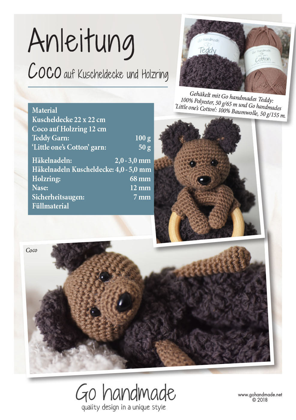 Havva ünlü Bonnie Arşivleri » Amigurumi Crochet Patterns By ... | 1400x987