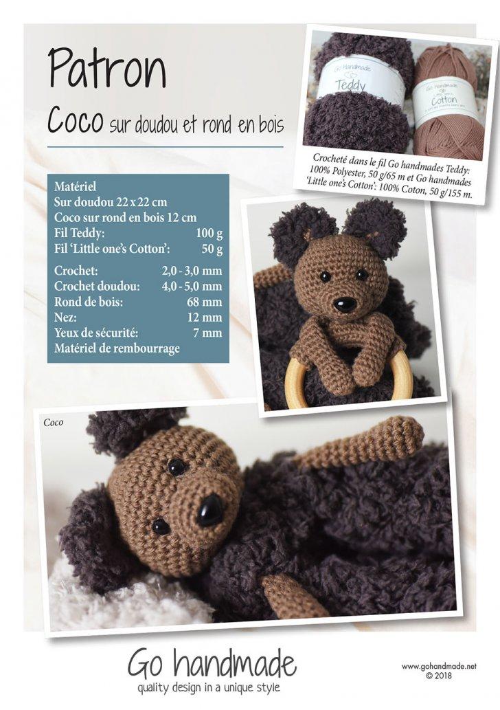 Coco w/ blanket & ring - FR