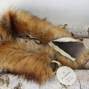 Akryl pels
