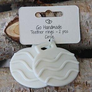 Teether rings - circle